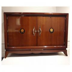An Art Deco Bar Cabinet in Palisander - 255458