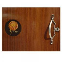 An Art Deco Bar Cabinet in Palisander - 255460