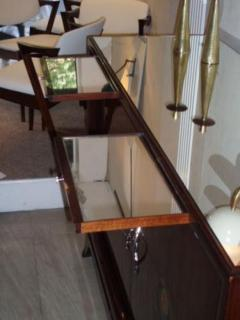 An Art Deco Bar Cabinet in Palisander - 255461