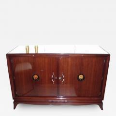 An Art Deco Bar Cabinet in Palisander - 256955