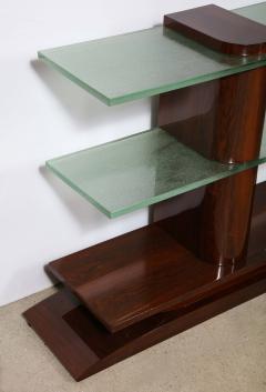 An Art Deco Three Tier Console - 2100641