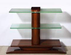 An Art Deco Three Tier Console - 2100645