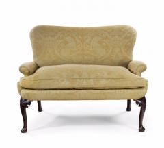 An Early George II Walnut Settee - 1163198