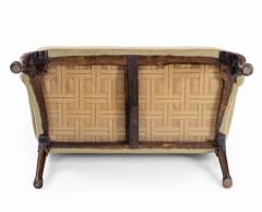 An Early George II Walnut Settee - 1163202