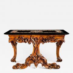 An Early Victorian Ashford Marble Table - 900259
