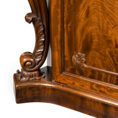 An Early Victorian Two Door Mahogany Side Cabinet Attributed To Gillows - 1303055