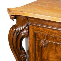 An Early Victorian Two Door Mahogany Side Cabinet Attributed To Gillows - 1303057
