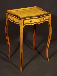 An Elegant George III Satinwood Occasional Table - 1073238