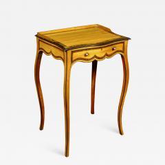 An Elegant George III Satinwood Occasional Table - 1074378