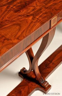 An Elegant Six Legged Console Table by Iliad Design - 453679
