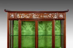 An English Victorian exhibition quality cabinet - 806834