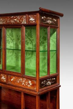 An English Victorian exhibition quality cabinet - 806836