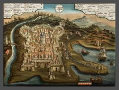 An Imaginary Topographical View Of Ancient Catania - 1171179