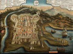 An Imaginary Topographical View Of Ancient Catania - 1171235