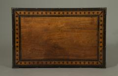 An Interesting Regency Mahogany Center Table In The Manner of George Bullock - 185854