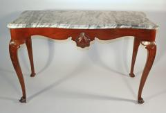 An Irish George II Mahogany Console Table - 365038