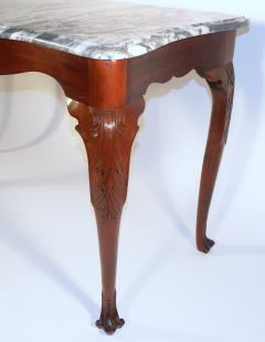 An Irish George II Mahogany Console Table - 365039
