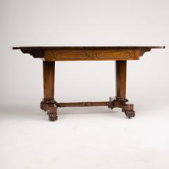 An Irish Regency rosewood sofa table circa 1830 - 1646849