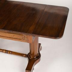 An Irish Regency rosewood sofa table circa 1830 - 1646850