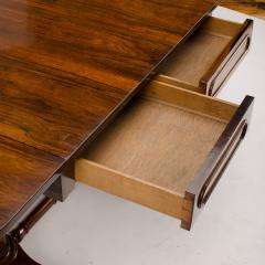An Irish Regency rosewood sofa table circa 1830 - 1646867