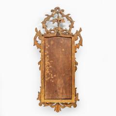 An Italian carved gilt wood pier mirror - 2044776