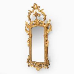 An Italian carved gilt wood pier mirror - 2044777