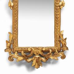 An Italian carved gilt wood pier mirror - 2044778
