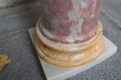 An Italian marble column Italy XIXth century - 776630