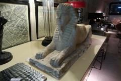 An Italian stone sphinx Italy XIXth century - 776573