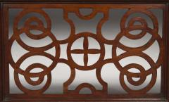 An Mahogany Brass Mounted Five Fold Screen Possibly from the Tuileries Palace - 1846829