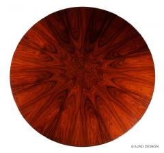 An Outstanding Art Deco Inspired Dining Table by Iliad Design - 453760