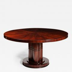 An Outstanding Art Deco Inspired Dining Table by Iliad Design - 454780