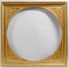 An Unusual Biedermeier Mirror - 496030