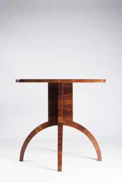 An Unusual Constructivist End Table - 1087915