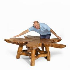 An Unusual and Attractive Centre Table by Maxie Lane - 1268001