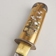 An antique Japanese Tanto from the Meiji Period 1868 1912  - 1273951
