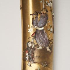 An antique Japanese Tanto from the Meiji Period 1868 1912  - 1273955