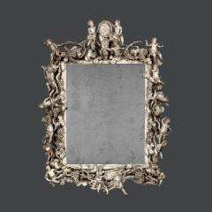 An early 18th century Italian carved mirror - 935218