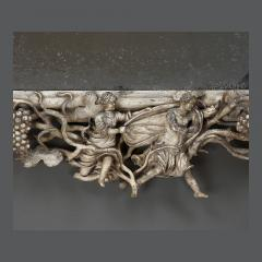 An early 18th century Italian carved mirror - 935219