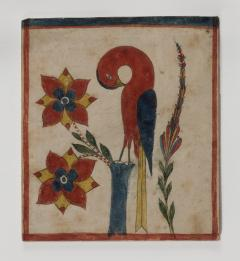 An extraordinary group of seven fraktur from Bucks County PA - 1467190