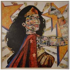 Anabel Ruiz Wonder Woman Blast - 547604