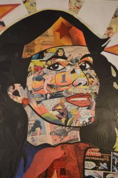 Anabel Ruiz Wonder Woman Blast - 547605
