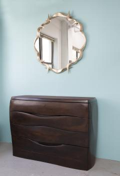 Anasthasia Millot Bronze Gilded Mirror by Anasthasia Millot - 164128