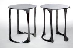 Anasthasia Millot Bronze Side Tables by Anasthasia Millot - 197788