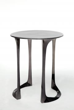 Anasthasia Millot Bronze Side Tables by Anasthasia Millot - 197789
