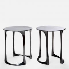 Anasthasia Millot Bronze Side Tables by Anasthasia Millot - 198420