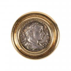 Ancient Coin and Gold Slide - 1618072