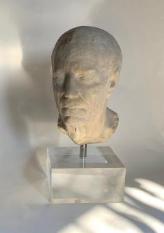 Ancient Roman Portrait Bust of a Man 1st Century BC - 1361473