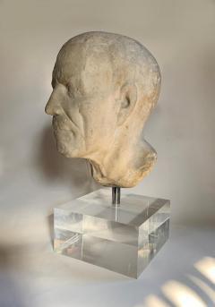 Ancient Roman Portrait Bust of a Man 1st Century BC - 1361474