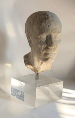 Ancient Roman Portrait Bust of a Man 1st Century BC - 1361475
